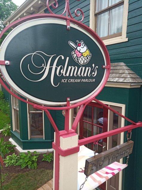 Holman's Ice Cream