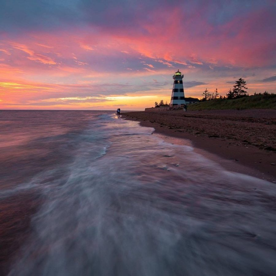 West Point Lighthouse | Photo by Stephen Desroches