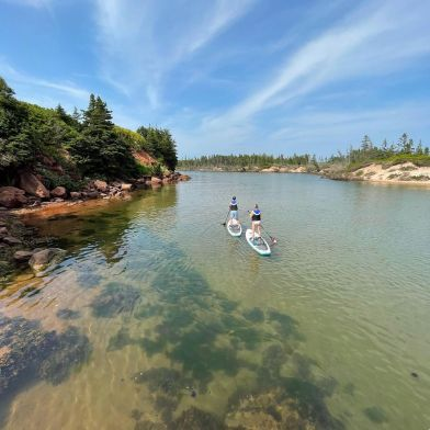 Photo by East Coast Paddle Adventures