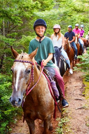 Brudenell Riding Stables | Photo by ©Tourism PEI / Yvonne Duivenvoorden