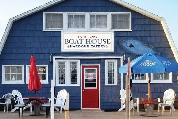 North Lake Boathouse  Harbour Eatery