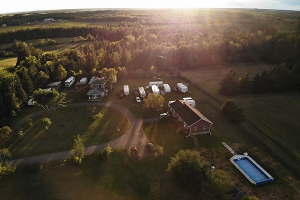 Confederation Trailside Tourist Grounds