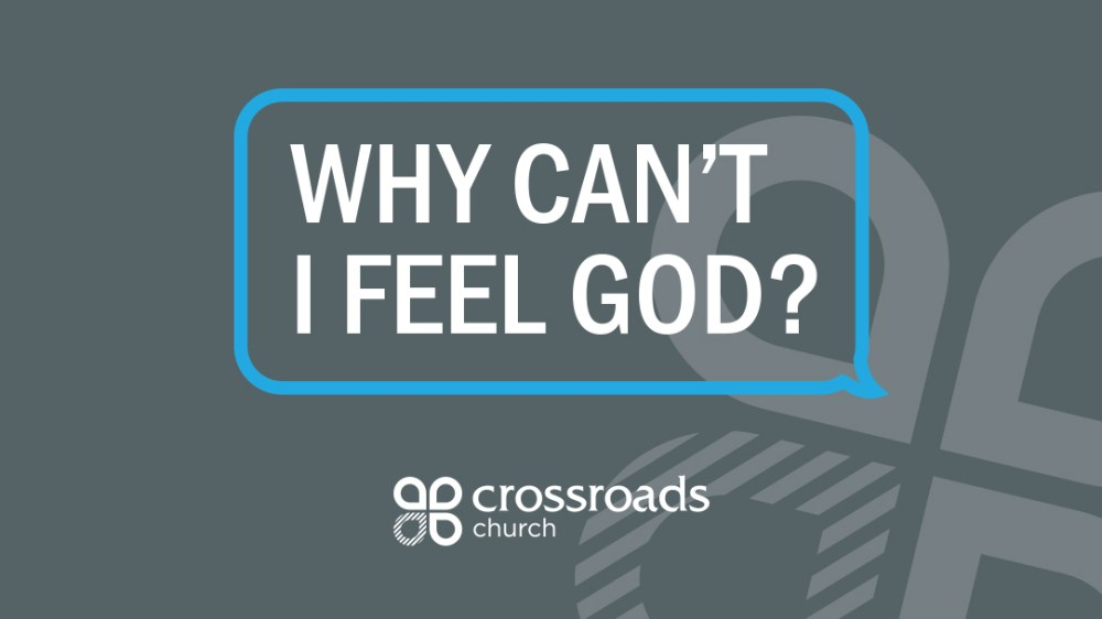 Why Can\'t I Feel God? Image