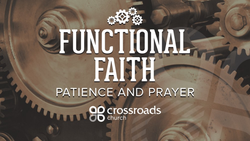 Patience and Prayer Image