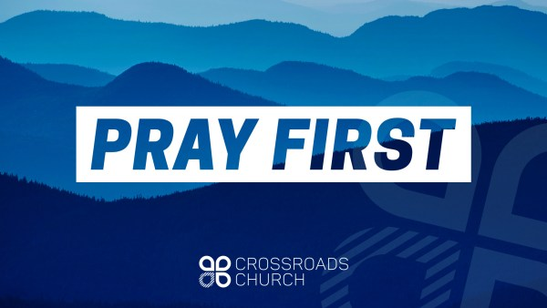 Pray First Image