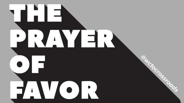 The Prayer of Favor Image