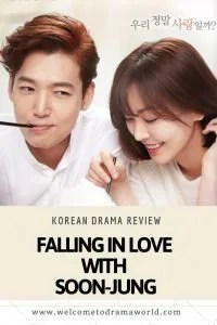 Falling in Love with Soon-Jung. Beating Again. Falling in Love with Innocence.