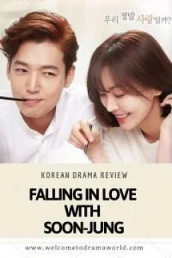 Falling in love with Soon-Jung