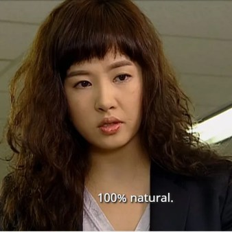 100% Natural Kim Sam-Soon