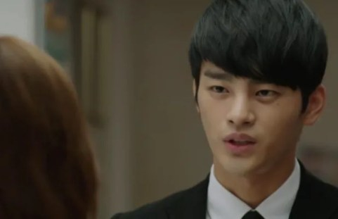 Seo In-Guk as Kang Woo in Master's Sun