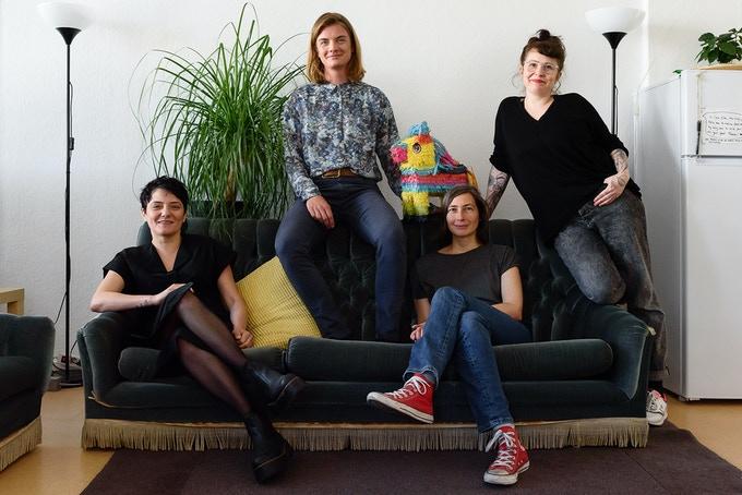 Sibel's Journey Team
