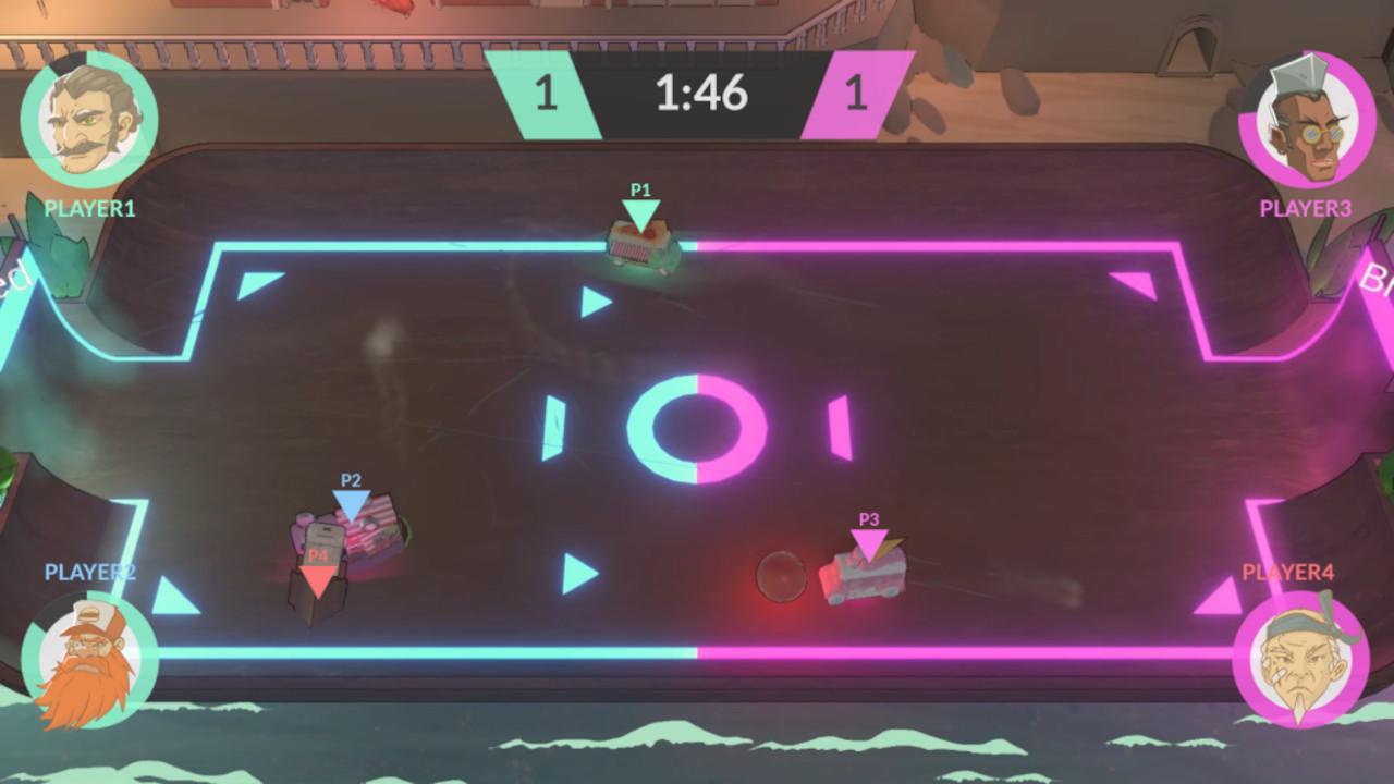 Foodtruck Arena Screenshot