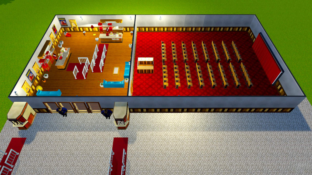 City Block Builder Screenshot