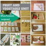 Fruit tot school unit