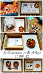 Halloween activities & Free printables