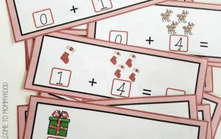 Christmas Addition Strips