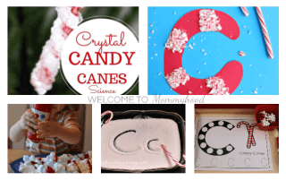 Candy Cane Activities for Christmas Activities for Kids! Learn More Here!