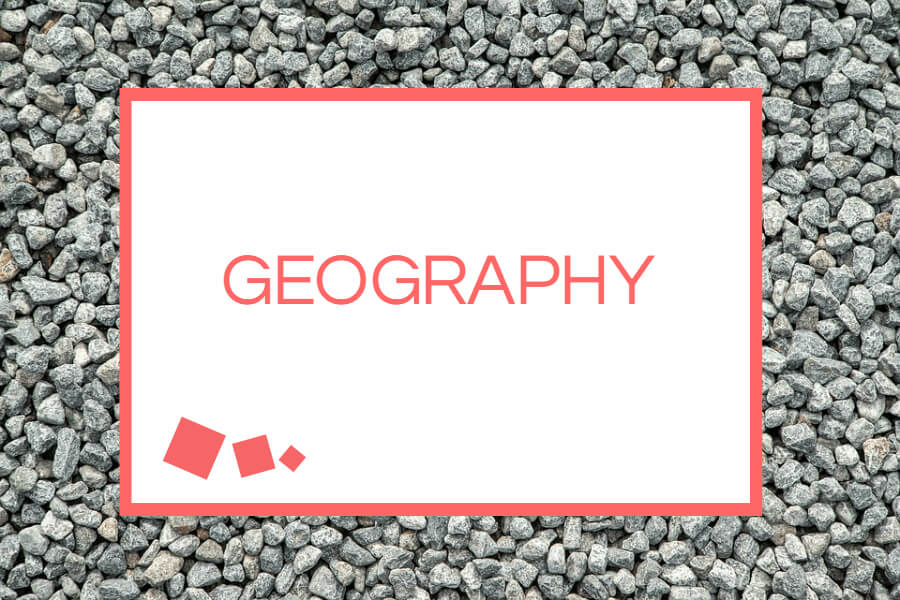geography header