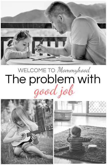 Avoiding Praise: Why we don't say good job in a Montessori setting #montessori #montessorihome, #montessoriparenting