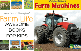 Farm Books for Kids #farmbooks #books for kids