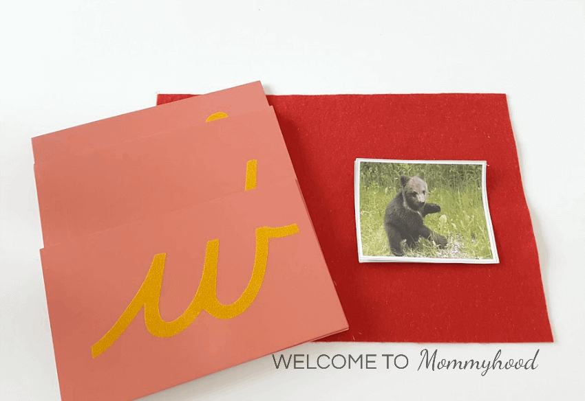 Montessori Forest Animal Printables and Activities #MontessoriPrintables #forestanimalprintables #forestanimalactivities