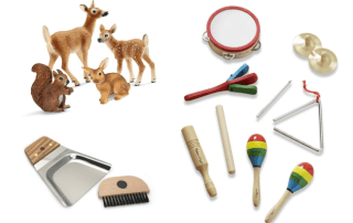 Find The Best Montessori Gifts for Toddlers #montessorigifts #giftguidefortoddlers