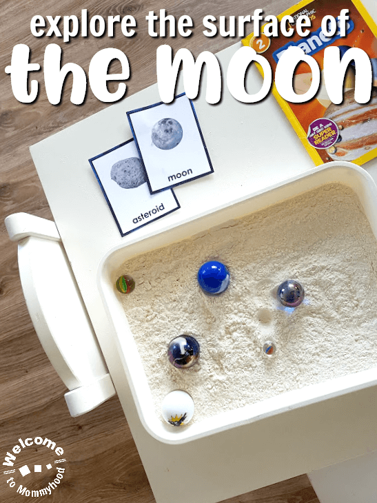 Your students will be so interested to learn about the moon with our hands-on Moon activities. These are perfect to spark curiosity and engage kindergarteners, preschoolers, or older children. Teach them all about how craters form on the moon! #moonactivities #kindergartenactivities #kidsactivitiesYour students will be so interested to learn about the moon with our hands-on Moon activities. These are perfect to spark curiosity and engage kindergarteners, preschoolers, or older children. Teach them all about how craters form on the moon! #moonactivities #kindergartenactivities #kidsactivities