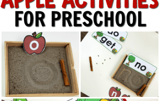 Apple Theme For Preschool