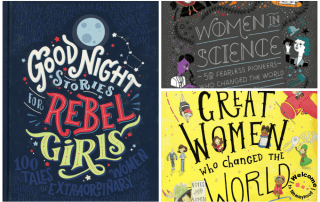 15+ Amazingly Empowering Books for Girls