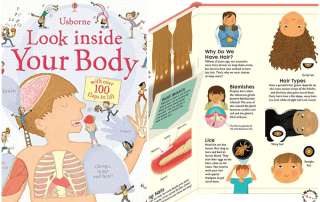 Use these amazing resources and Human Body Books for Kids to create the perfect unit study! These materials are wonderful to be used in a Montessori class!