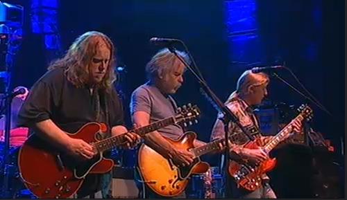 Warren, Bobby, and Derek on Sugaree