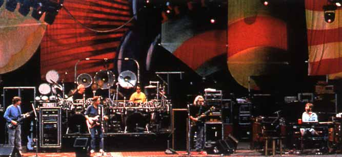 The Dead - Summer 1990