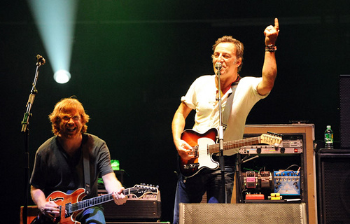 Trey and Bruce - 6/14/09