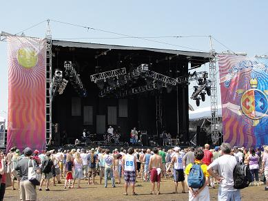 GOTV 2009 Main Stage