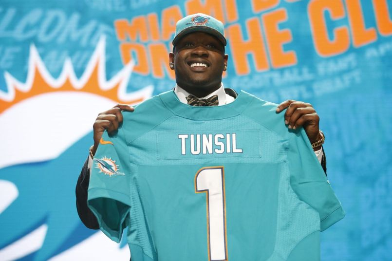 tunsil draft