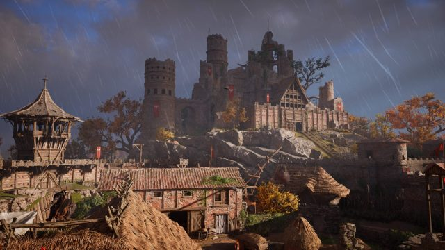Assassin's Creed Valhalla Stronghold