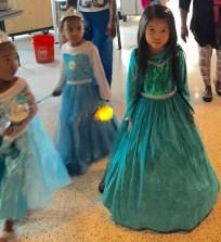 Lots of little Elsas