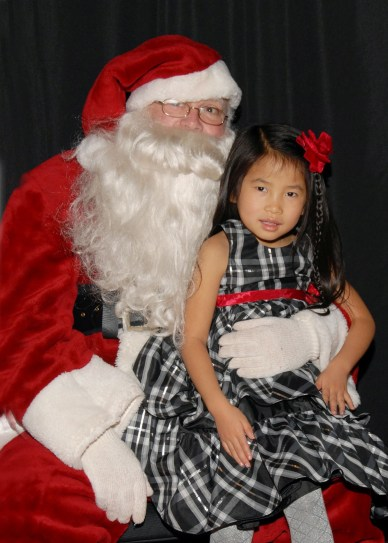 Science with Santa at the Science Museum