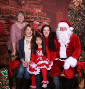 Santa & Sweeties