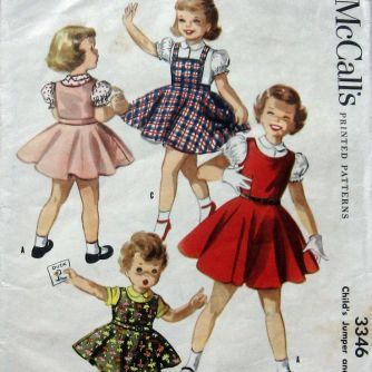 1950 dress 2