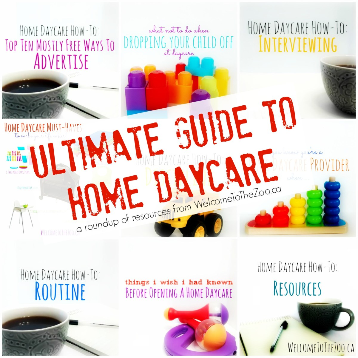 The Ultimate Guide To Home Daycare