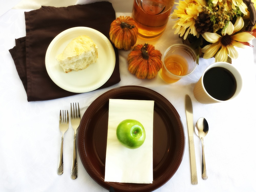 I chose to buy a set of inexpensive metal flatware since weu0027ve had several bad experiences with plastic cutlery (one involved a trip to the ER!) & Disposable Thanksgiving (or how to not have to wash dishes all ...
