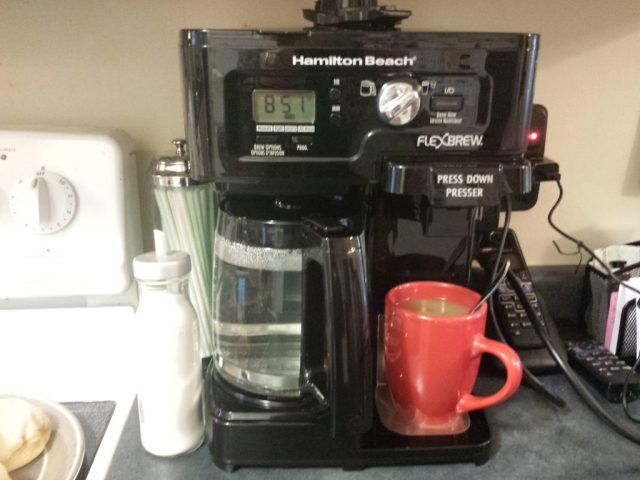 Keurig 20 Vs Hamilton Beach Flexbrew Welcome To The Zoo