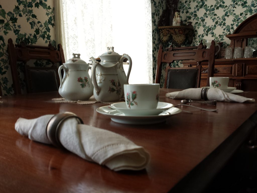 Dining Room, Green Gables, PEI