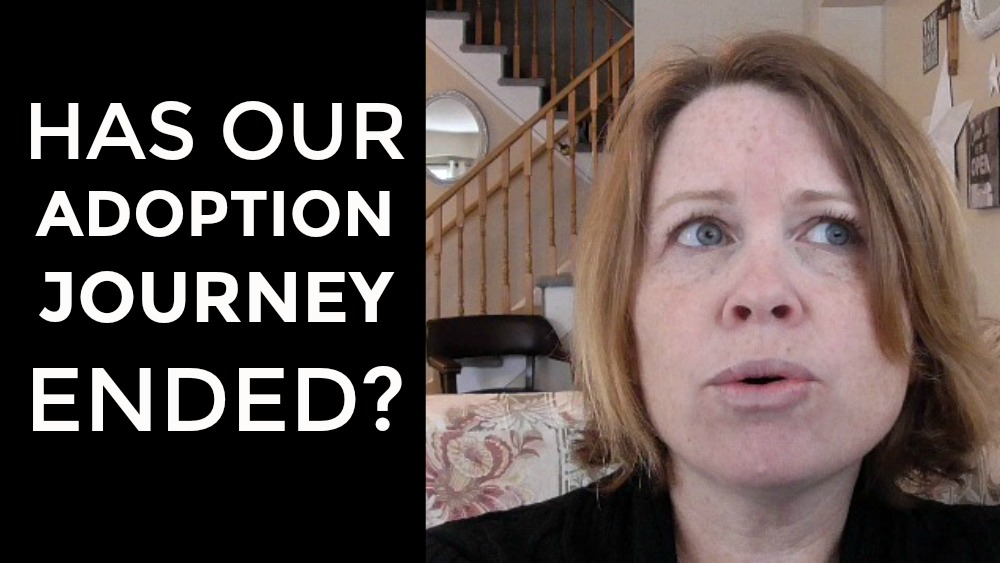 Our Adoption Paperwork Has Lapsed.  Now What?