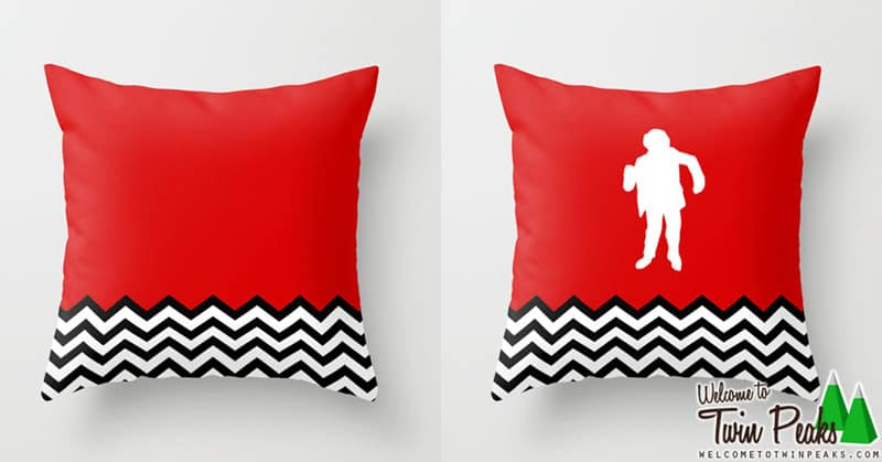 twin peaks pillows i ll see you in my