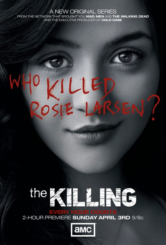 The Killing / 2011 / AMC / A&E