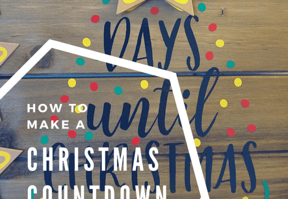How To Make A Christmas Countdown With Kids Activities