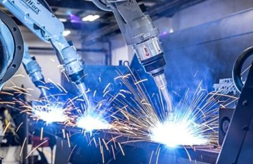 welding automation manufacturers
