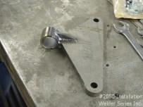 Ford motor mount installation